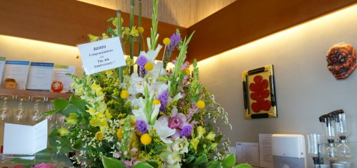 祝!4周年記念 - TANTO Japanese Dining - Auckland Japanese Restaurant